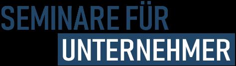 Seminare für Unternehmer - Onlinekurse und Präsenzseminare für Unternehmer und Unternehmerinnen